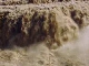 陝西省:  中国:      Hukou Waterfall