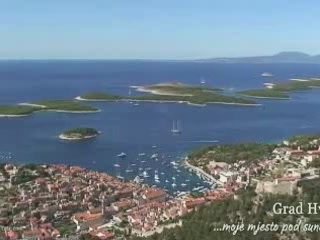 フヴァル島:  クロアチア:      Hvar (city)