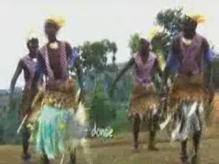 布隆迪:      Intore dance