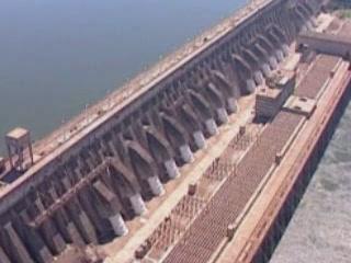 Paraguay:      Itaipu Dam