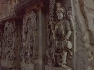 Karnataka:  India:      Jain dance in Karnataka