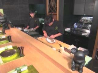 Monte Carlo:  モナコ:      Japanese Restaurant in Hotel Metropole