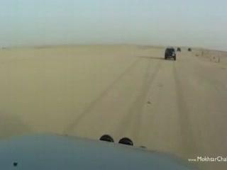 Riyadh:  Saudi Arabia:      Jeep safari in Riyadh