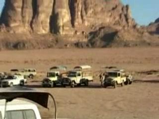 Акаба:  Иордания:      Джиппинг в Вади Рам