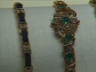 ラージャスターン州:  インド:      Jewelry production in Rajasthan