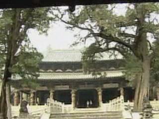 Shanxi:  China:      Jinci Temple