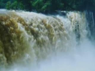 黑龙江省:  中国:      镜泊湖