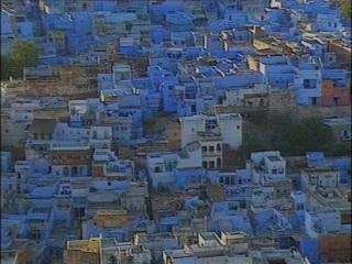 ラージャスターン州:  インド:      ジョードプル