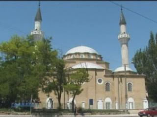 Eupatoria:  Crimea:  ウクライナ:      Juma-Jami Mosque