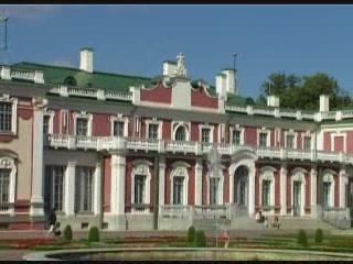 塔林:  爱沙尼亚:      卡利柯治皇宫