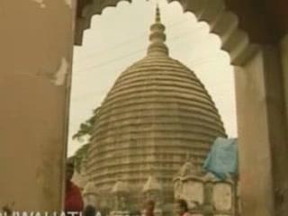 グワーハーティー:  アッサム州:  インド:      Kamakhya Temple