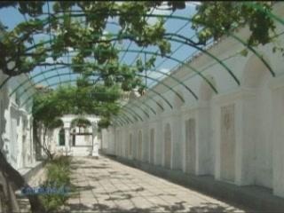 Евпатория:  Крым:  Украина:      Караимские кенасы Евпатории