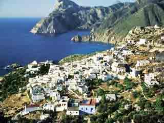 Greece:      Karpathos, island