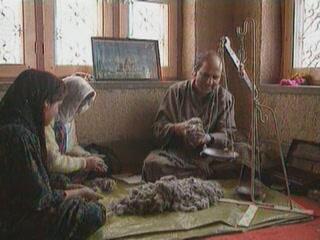 Джамму и Кашмир:  Индия:      Кашмирские шали