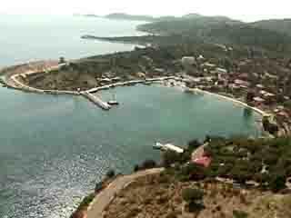 Lefkada:  ギリシャ:      Kastos