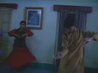 Раджастхан:  Индия:      Катхак - национальный танец