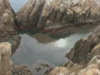 Gyeongju:  South Korea:      King Moommu's Underwater Rock Tomb