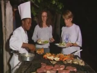 Nampula:  Mozambique:      Kitchen Nampula