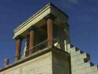 Крит, остров:  Греция:      Кносс