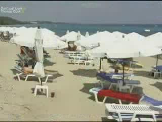 Kassandra:  Halkidiki:  Greece:      Kriopigi
