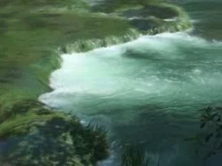 克宁:  克罗地亚:      克爾卡河