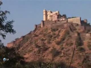 Раджастхан:  Индия:      Форт Кумбалгарх