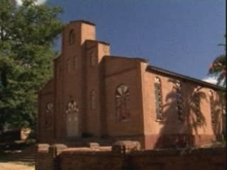 Malawi:      Kungoni Centre of Culture and Catholic mission in Mua