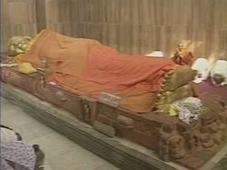 Varanasi:  Uttar Pradesh:  India:      Kushinagar