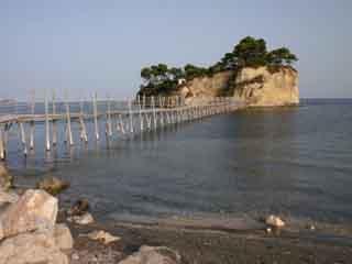 扎金索斯州:  希腊:      Laganas