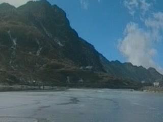 锡金邦:  印度:      Lake Tsongmo