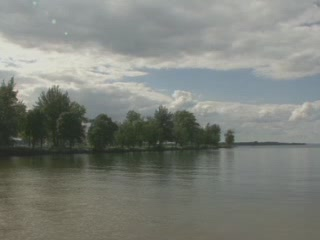 Швеция:      Озеро Веттерн