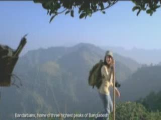 Бангладеш:      Ландшафт Бангладеш