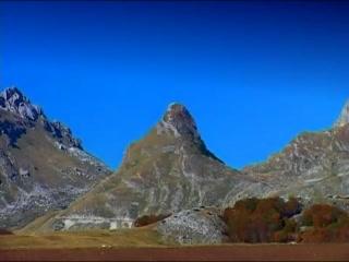 Žabljak:  Montenegro:      Landscape of Zabljak