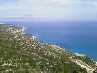 Закинф, остров:  Греция:      Ландшаф Закинфа