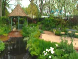 Images Landscaping at Chelsea Flower Show garden