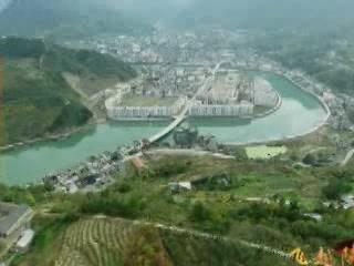 Китай:      Уезд Лочуань