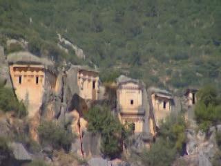 Antalya:  Turkey:      Limyra