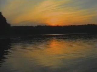 Омская область:  Россия:      Озеро Линёво