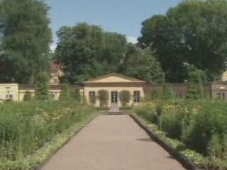 Uppsala:  Sweden:      Linnaean Garden