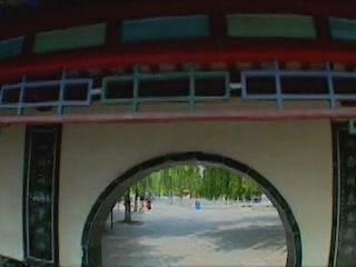 Цзинань:  Китай:      Павильон Ли-ся