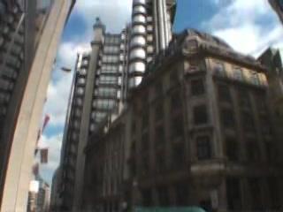 ロンドン:  グレートブリテン島:      Lloyd's building