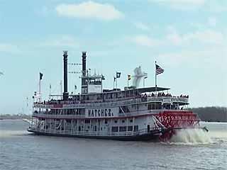 Соединённые Штаты Америки:      Луизиана