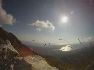 Котор:  Черногория:      Гора Ловчен