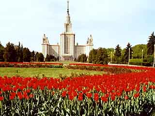 Most Magnificent Russian University 13