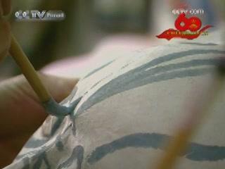 北京市:  中国:      Making Beijing Opera Masks