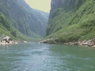 Zhangjiajie:  China:      Maoyan River