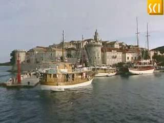 Korcula:  Croatia:      Marco Polo Festival