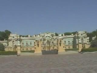 Киев:  Украина:      Мариинский дворец