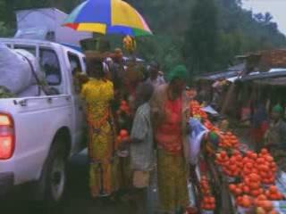 Бужумбура:  Бурунди:      Рынок в Бужумбуре