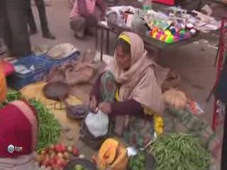 齋浦爾:  拉贾斯坦邦:  印度:      Market in Jaipur